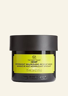 Hemp Overnight Nourishing Rescue Mask