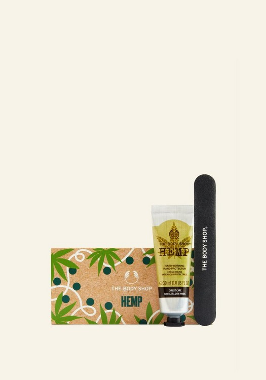 Hemp Power Nails Kit