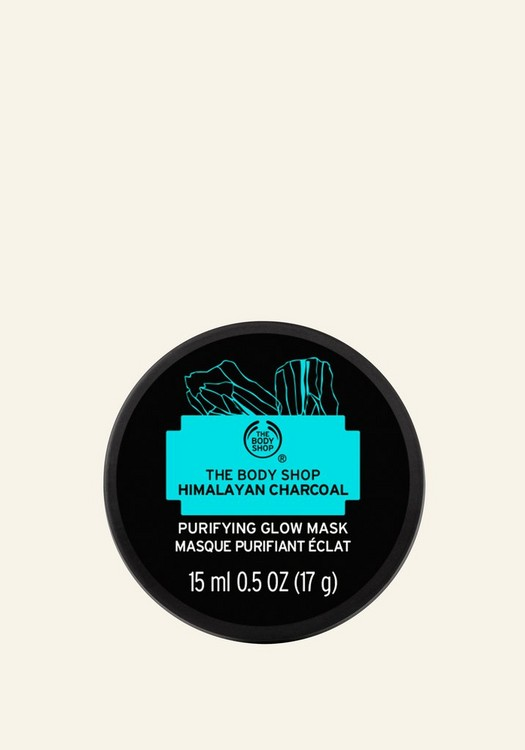 Himalayan Charcoal Purifying Glow Mask 15ml