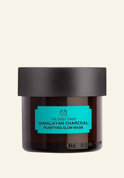 Himalayan Charcoal Purifying Glow Mask 75ml