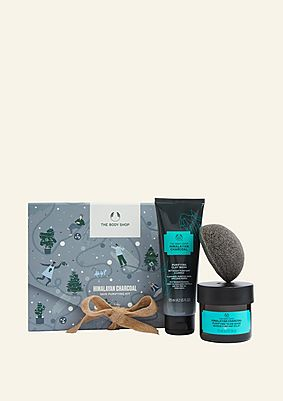 Himalayan Charcoal Skin Purifying Kit