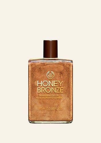 Honey Bronze™ Shimmering Dry Oil