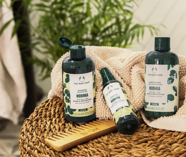 moringa hair care