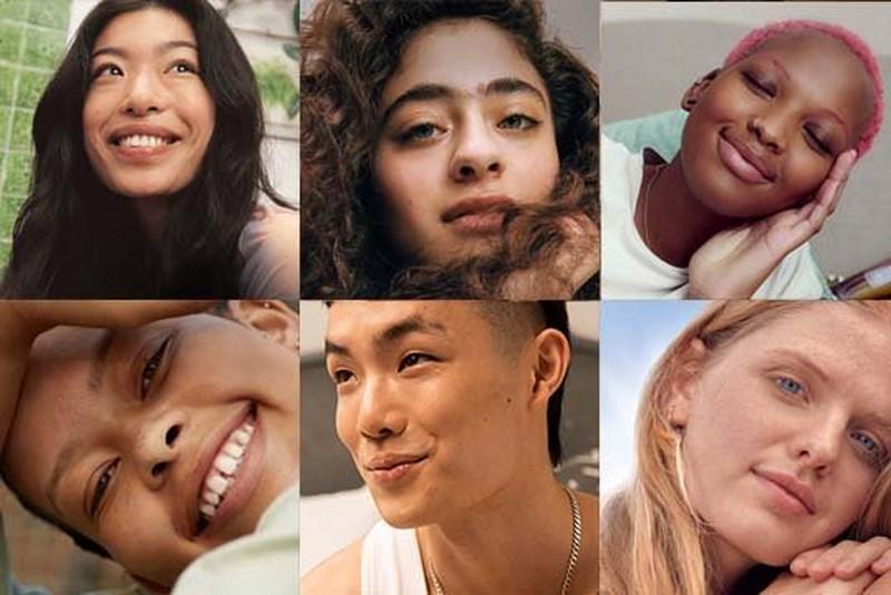 The Body Shop Women's Faces
