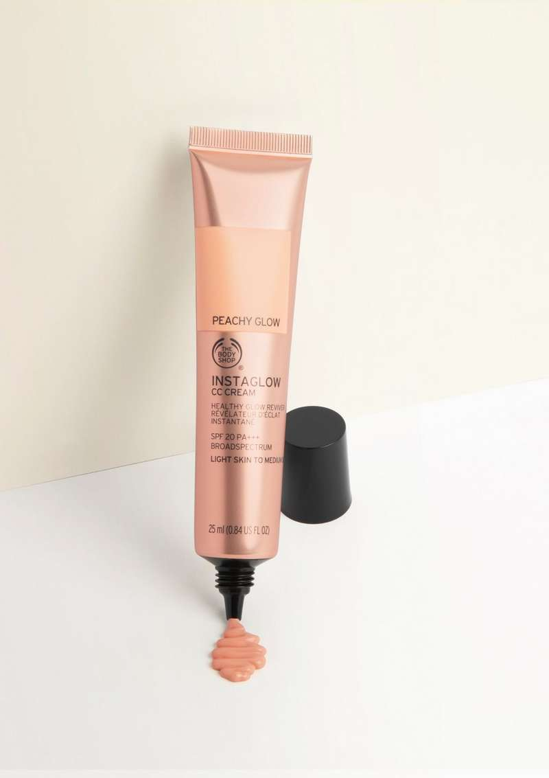 The Body Shop Skin Defence products