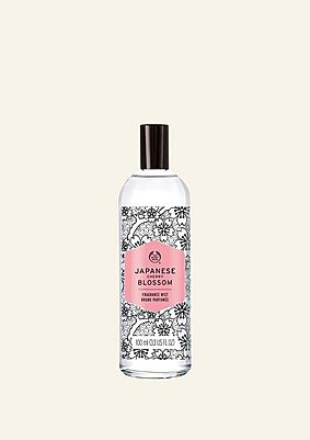 Body Mist Japanese Cherry Blossom