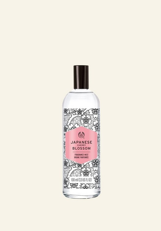 Japanese Cherry Blossom Fragrance Mist 100ml