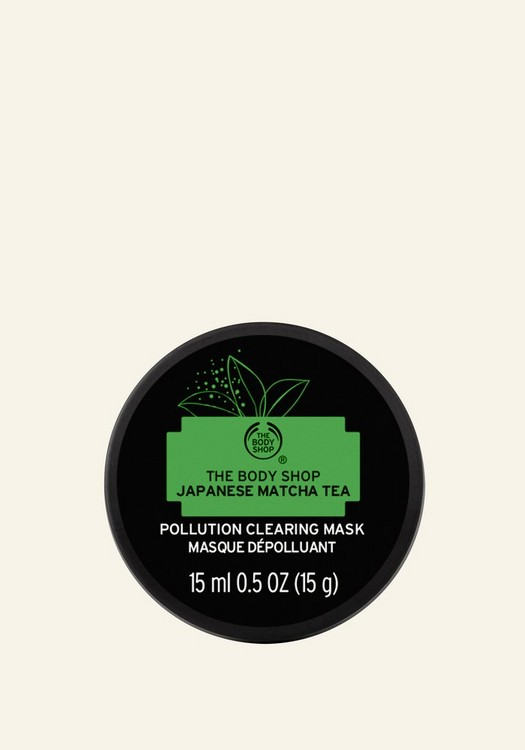 Japanese Matcha Tea Pollution Clearing Mask 15ml