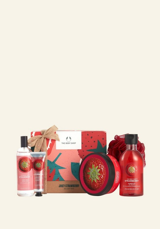 Juicy Strawberry Big Gift Box