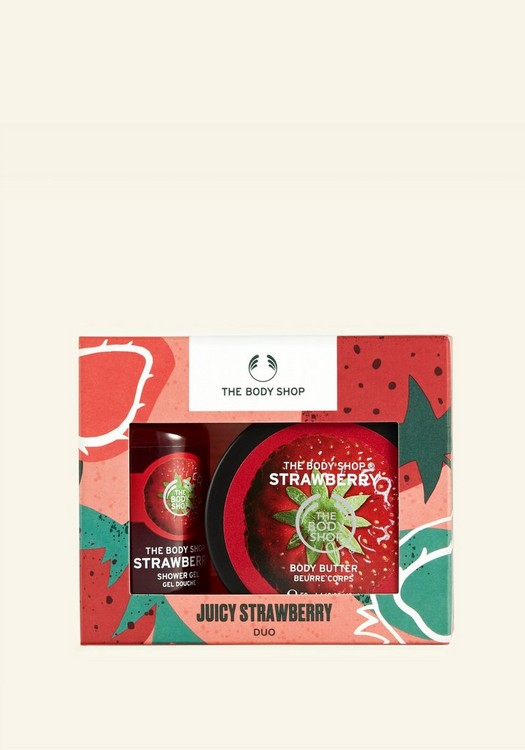 Juicy Strawberry Duo