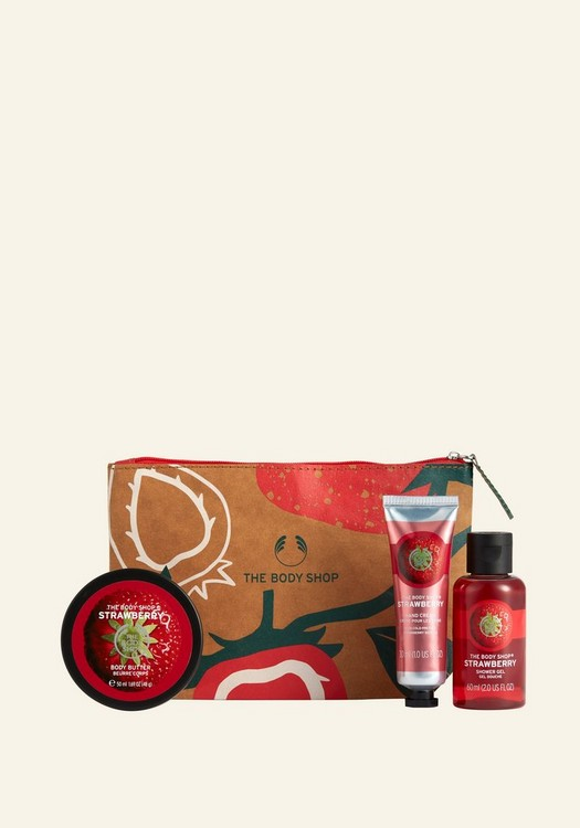 Juicy Strawberry Gift Bag