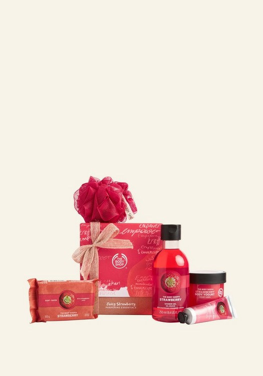 Juicy Strawberry Pampering Essentials 1 Piece