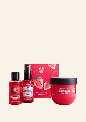 Juicy Strawberry Pick Me Up Set