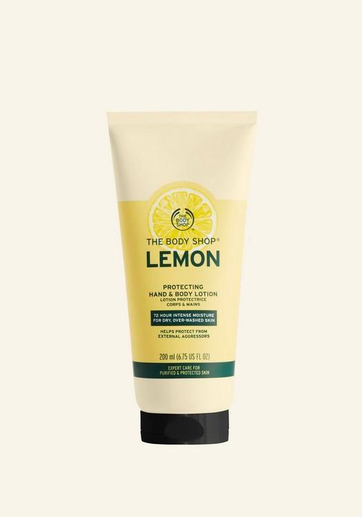 Lemon Protecting Hand & Body Lotion 200ml