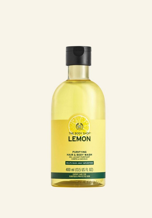 Lemon Purifying Hair & Body Wash