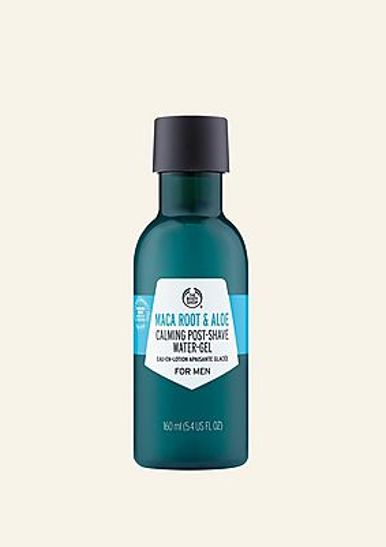 Maca Root & Aloe Post-Shave Water-Gel For Men