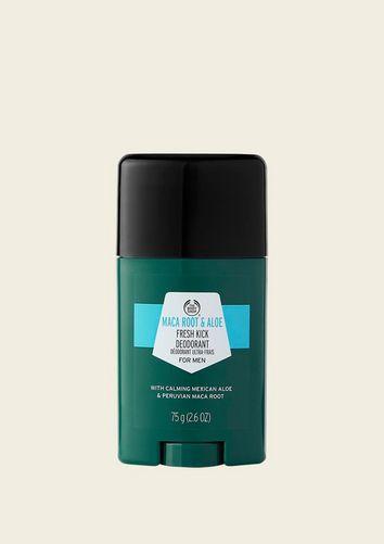 Maca Root & Aloe Fresh Kick Deodorant