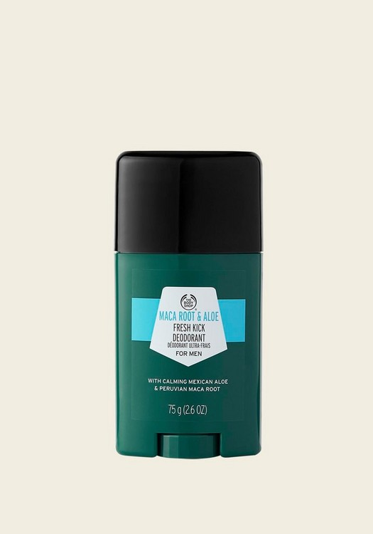Maca Root & Aloe Frischekick Deodorant 75g