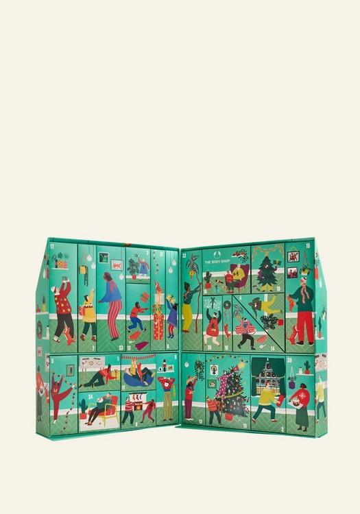 The Body Shop Calendar