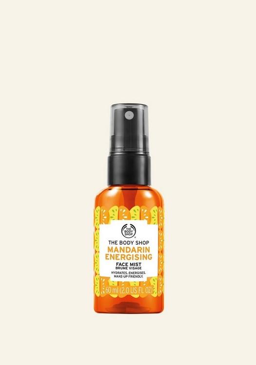 Mandarin Energising Face Mist 60 ml
