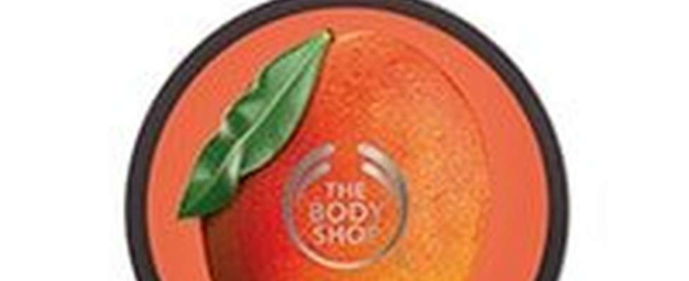 The Body Shop Mango Exfoliating Scrub