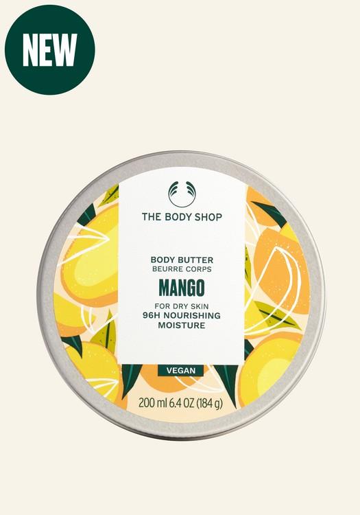 Mango Body Butter 200ml