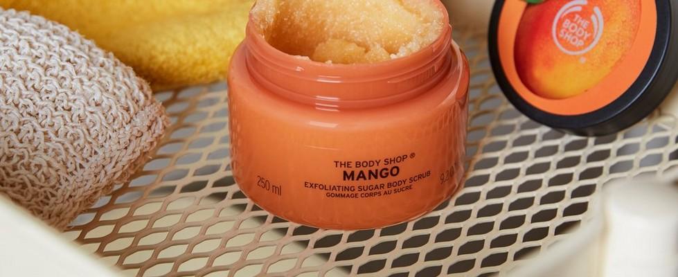 The Body Shop Mango Scrub