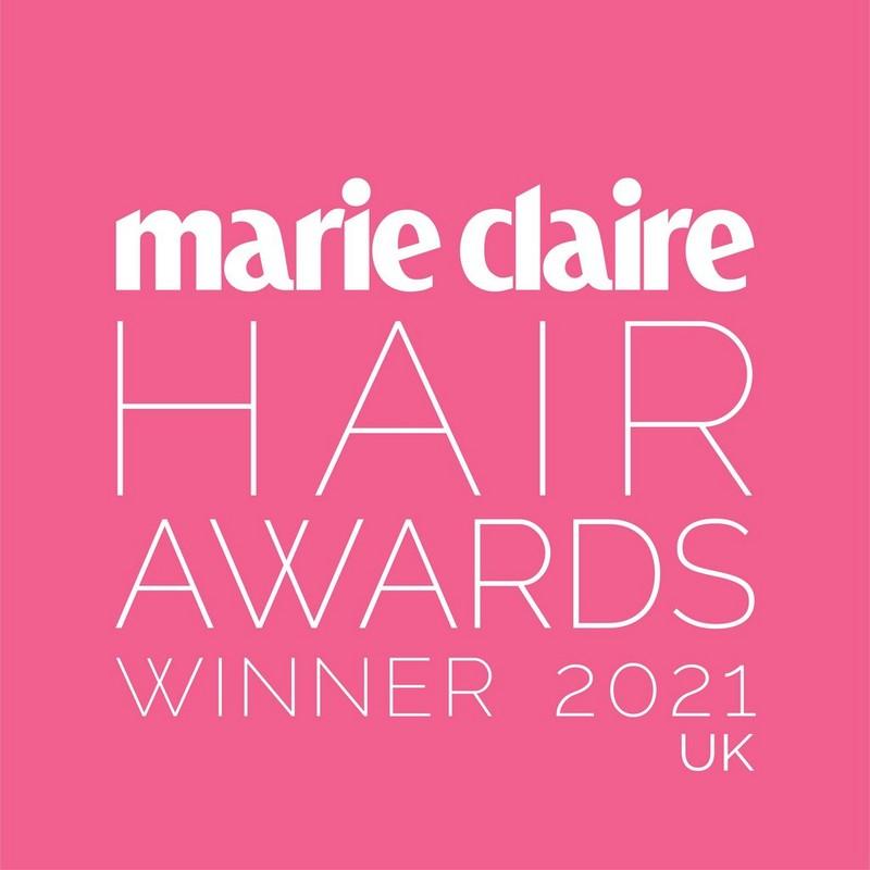 Marie Claire Hair Awards Winner 2021