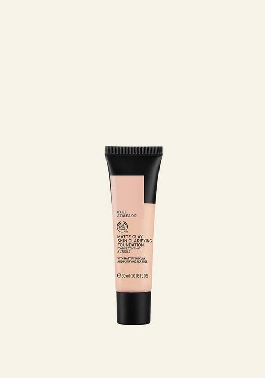 Matte Clay Skin Clarifying Foundation 012 Kaili Azalea