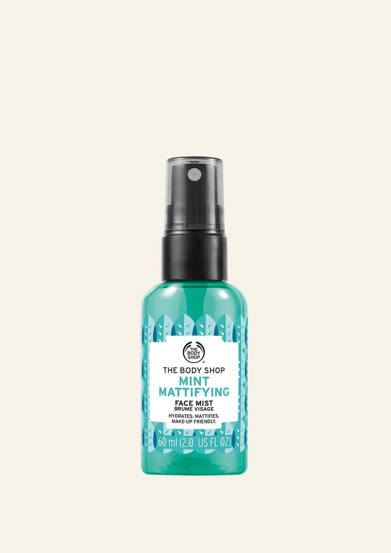 The Body Shop Mint Face Mist