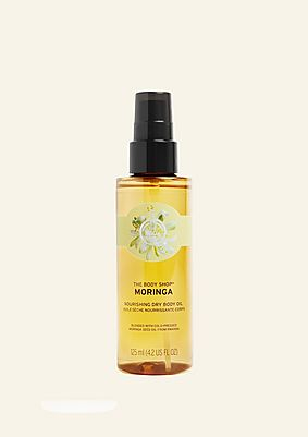 Moringa Nourishing Dry Body Oil