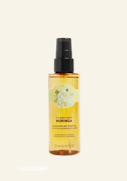 Moringa Nourishing Dry Body Oil 125ml
