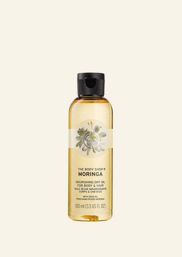Moringa Trockenöl