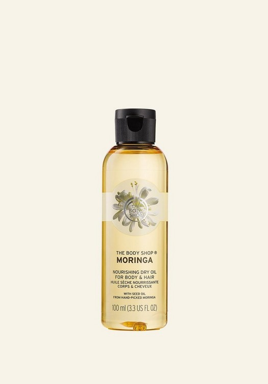 Moringa Nourishing Dry Oil For Body & Hair 100ml