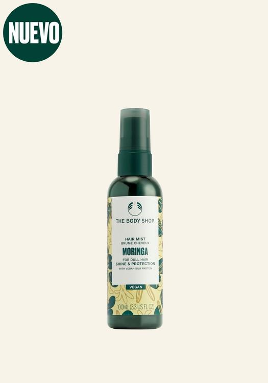 Hair Mist de Moringa Brillo y Protección