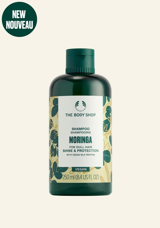 Shampooing Brillance et protection au moringa 250 ml