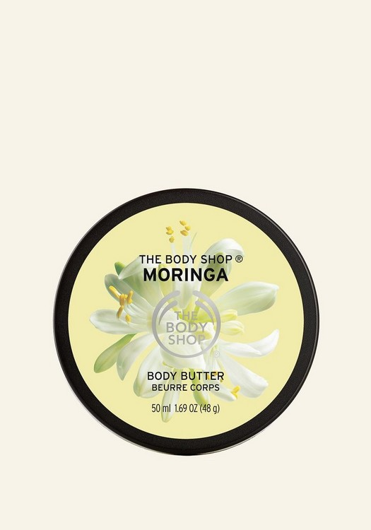 Moringa Softening Body Butter 50ml