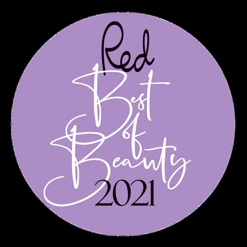 The Body Shop RED Best of beauty award