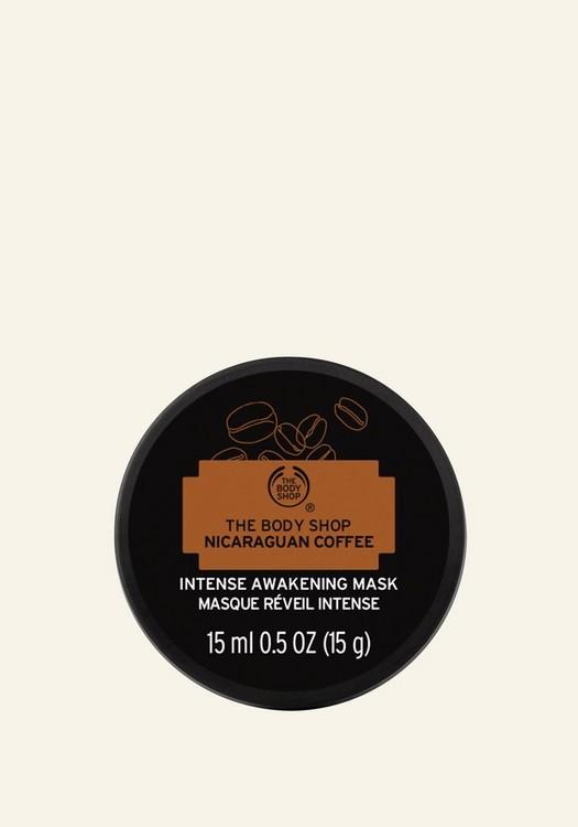 Nicaraguan Coffee Intense Awakening Mask 15ml