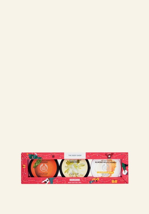 Nourishing Body Butter Trio 1 Piece