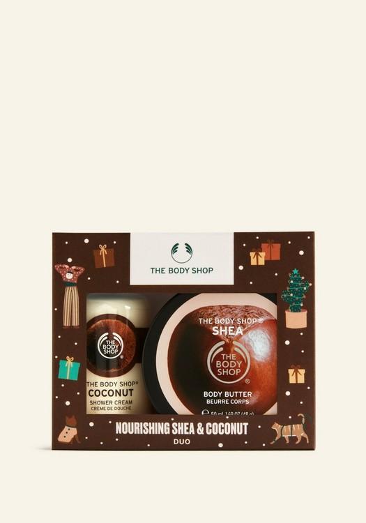 Nourishing Shea & Coconut Duo