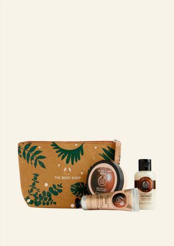 Nourishing Shea & Coconut Gift Pouch