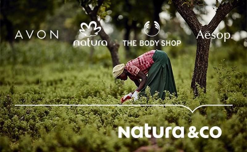 Natura &Co logo