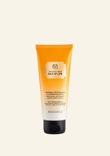 Aceite en Gel Limpiador Intensivo Revitalizante Oils of Life™