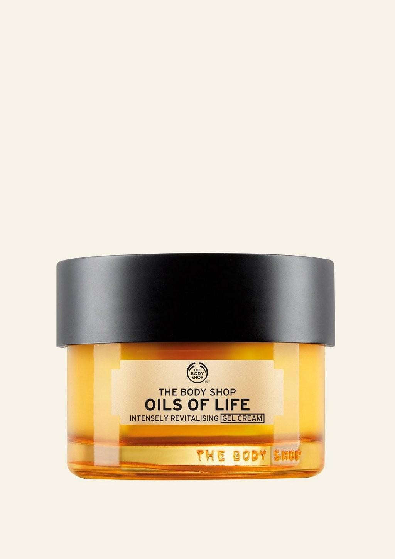 Oils of Life revitalising lotion