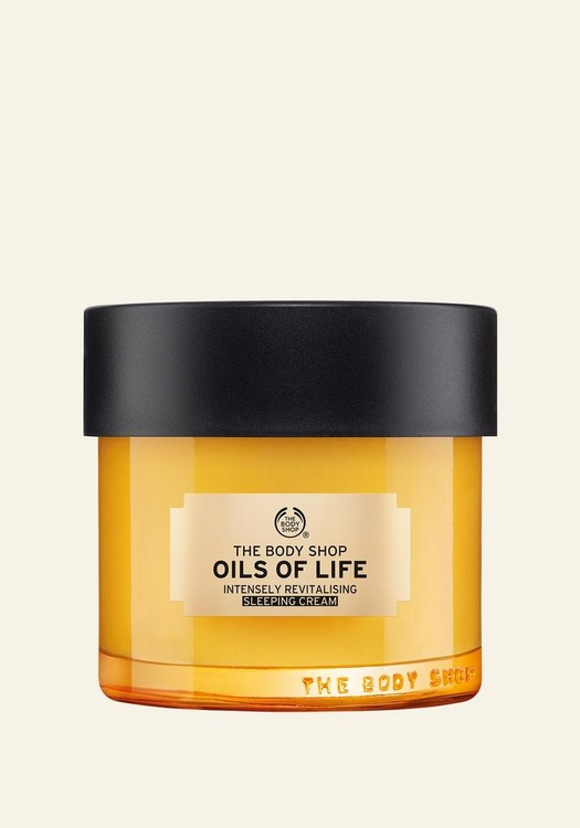 Oils Of Life Sleeping Cream 80ml