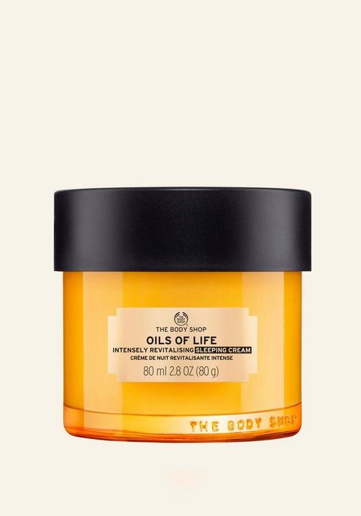 Crème De Nuit Revitalisante Intense Oils of Life™ 80ml