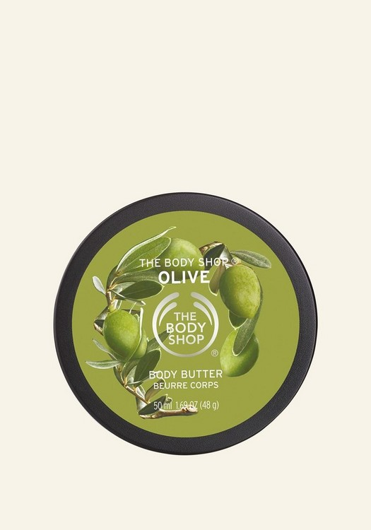 Olive Body Butter 50ml