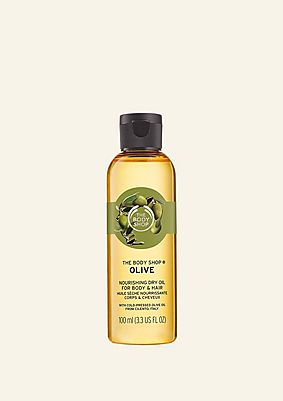 Olive Beautifying Oil