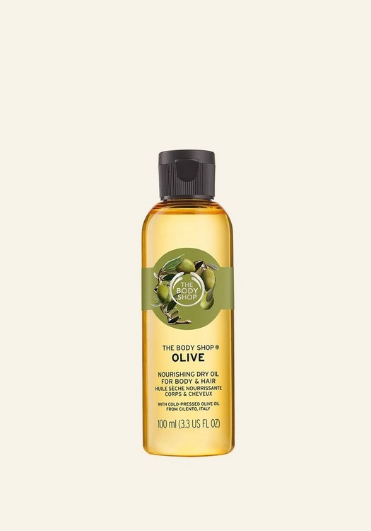 Olive Nourishing Dry Oil for Body & Hair 100ml